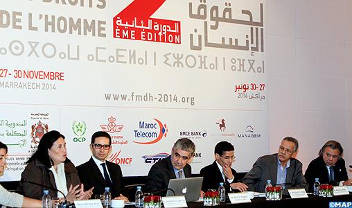 Marrakech_-_Driss_Yazami_-_Conference_de_presse_-_Forum_Mondial_des_droits_de_l_homme_-_M11