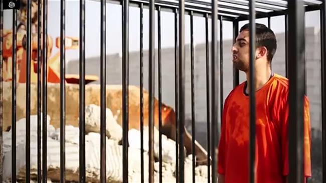 Images of 'Jordanian pilot killing' posted online generate anger worldwide