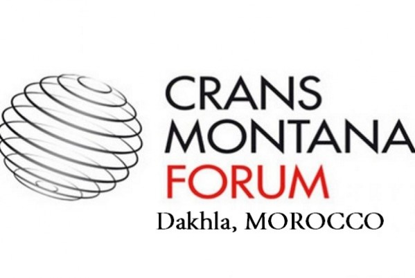 Dakhla ¨the Pearl of Southern provinces of Morocco hosts Crans Montana Forum.