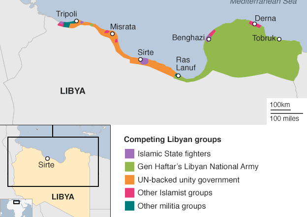 libyaclashes