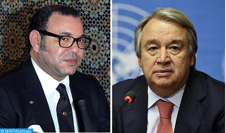 King Mohammed VI Urges UN to Take Necessary Measures on Guergarate Situation