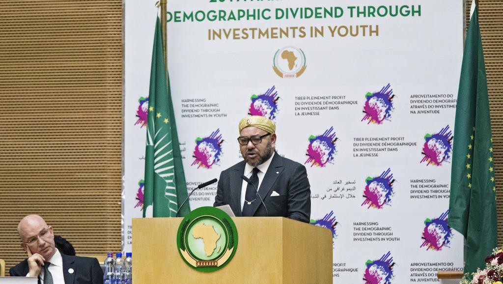 モロッコ国王ムハンマド六世、アラブマグリブ連合の輝きが消えたことに遺憾の意を表明