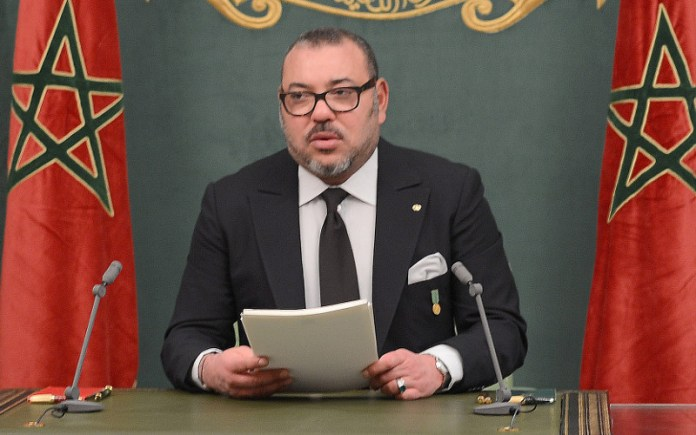 King Mohammed VI expresses his anger against Political Elite