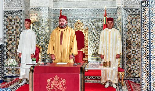 モロッコ国王:アフリカは未来であり、その未来は今日始まる