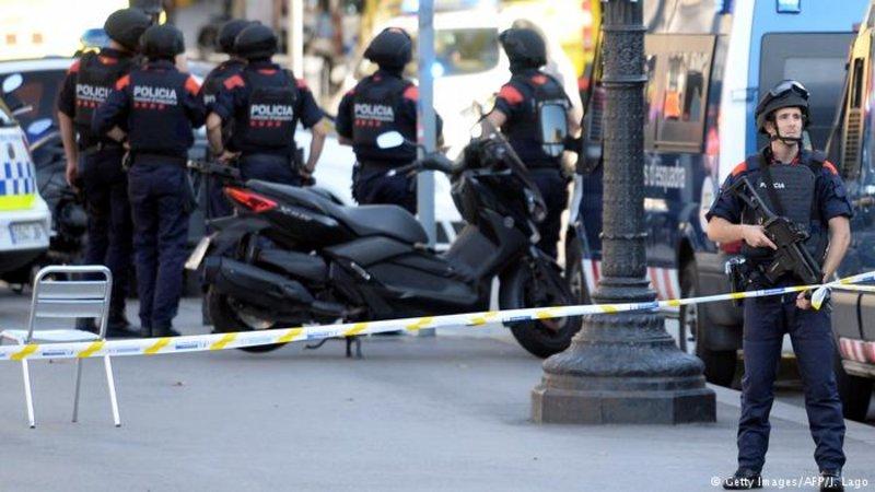 モロッコ国王ムハンマド六世:バルセロナでのテロ攻撃について哀悼の意を表明